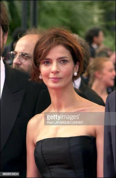 Italian actress Laura Morante