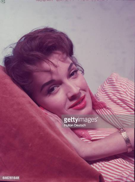 Italian Actress Lisa Gastoni, ca. 1961