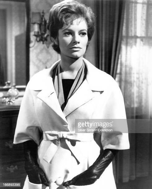 Italian actress Luciana Paluzzi, circa 1960.