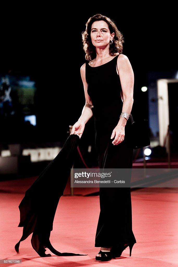 "Italy - ""Yuppi Du"" Premiere - 65th Venice Film Festival : News Photo"