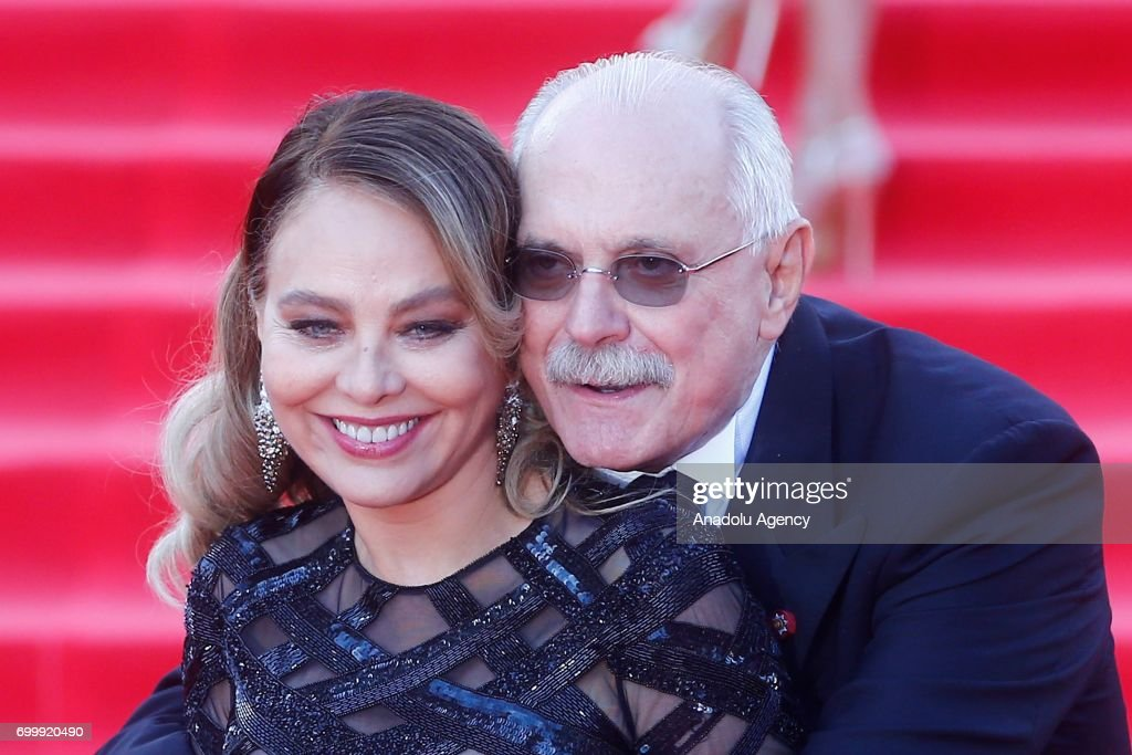 Opening of 2017 Moscow International Film Festival : News Photo