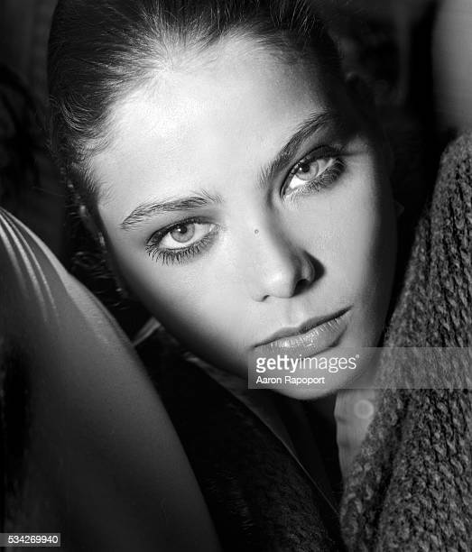 Italian actress Ornella Muti shot in Los Angeles California i 1983