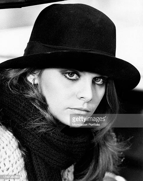 Italian actress Silvia Dionisio acting in My Friends Florence 1975