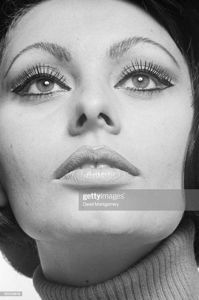 Italian actress Sophia Loren, 28th February 1966.