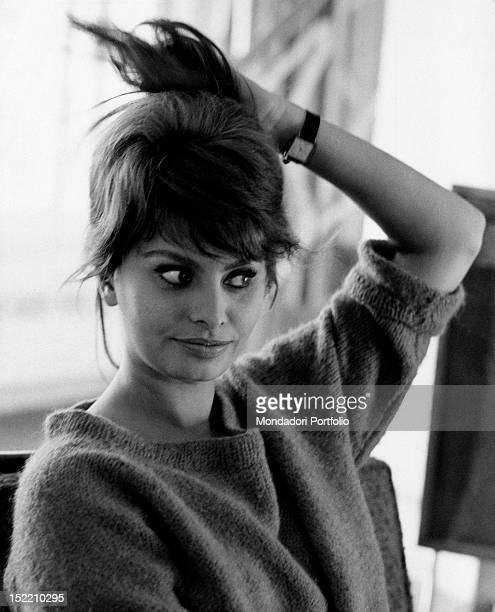 85 Sophia Loren Hair Photos And Premium High Res Pictures Getty Images