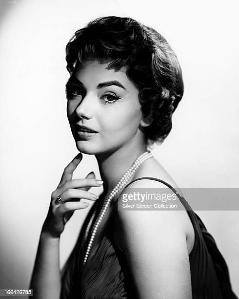 Italian actress Sylva Koscina circa 1960