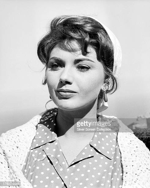 Italian actress Sylva Koscina circa 1965