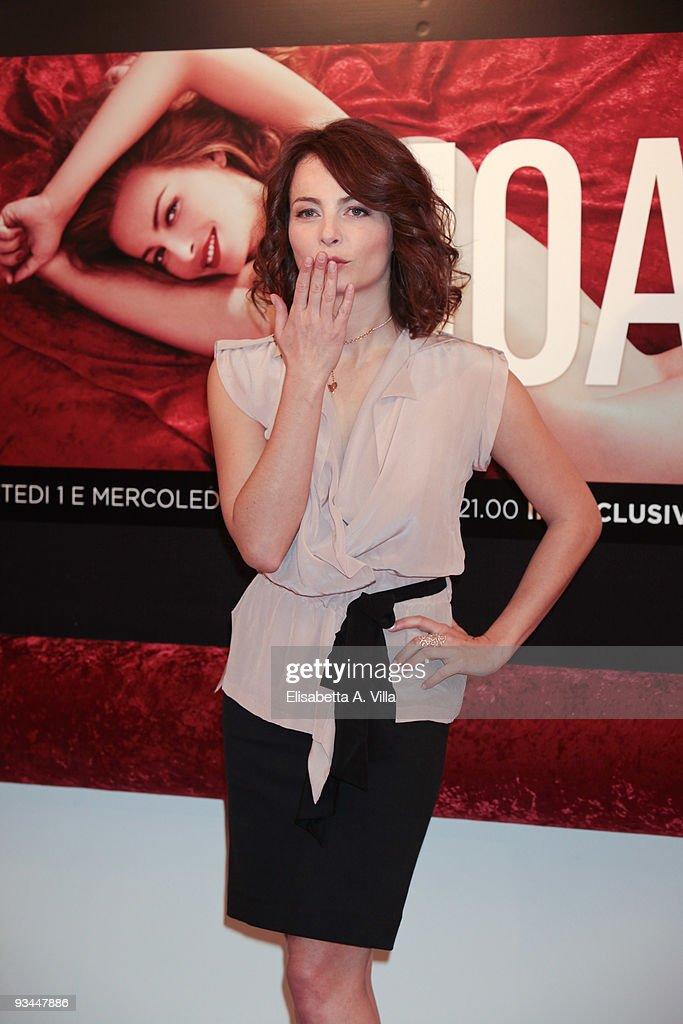 """""""Moana"""" Italian TV Movie: Photocall"""
