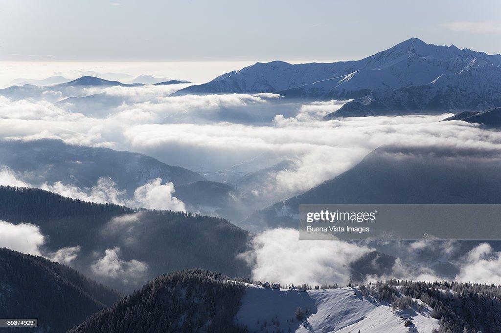 Italian Alps. Piemonte. Val Vigezzo. : Stock Photo