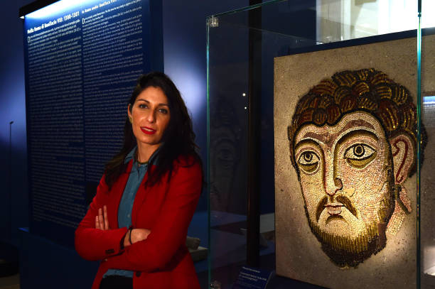 """ITA: """"Dante, The Eyes And The Mind"""" Exhibition Preview"""