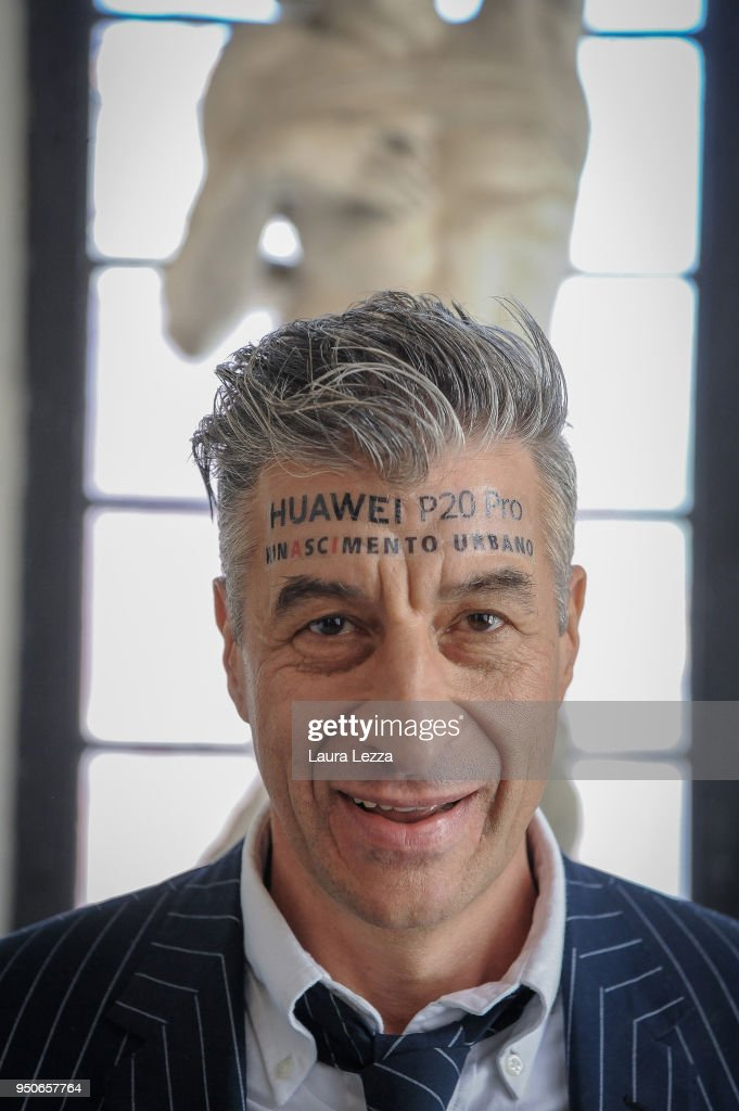 Artist Maurizio Cattelan Is Given Title Of Honorary Professor