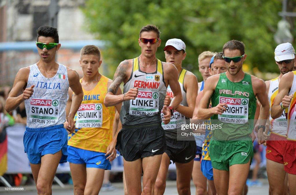 European Athletics Championships Berlin 2018 - Day 5 : News Photo