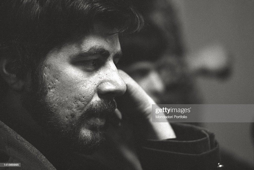 Portrait Of A Beatnik : News Photo