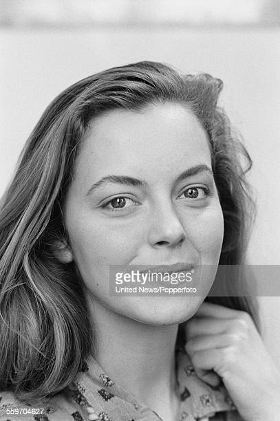 Italian born actress Greta Scacchi who plays the character of Olivia in the film 'Heat and Dust' pictured in London on 17th February 1984