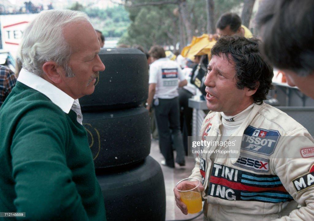 Italian Florence: Italian Born American Formula One Racing Driver Mario