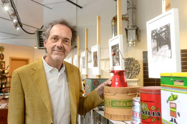 ITA: Antonio Trabatti Coffee Toaster And Collector