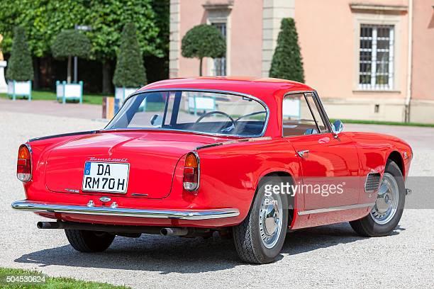 italian classic car maserati 3500 gt - maserati stock photos and pictures