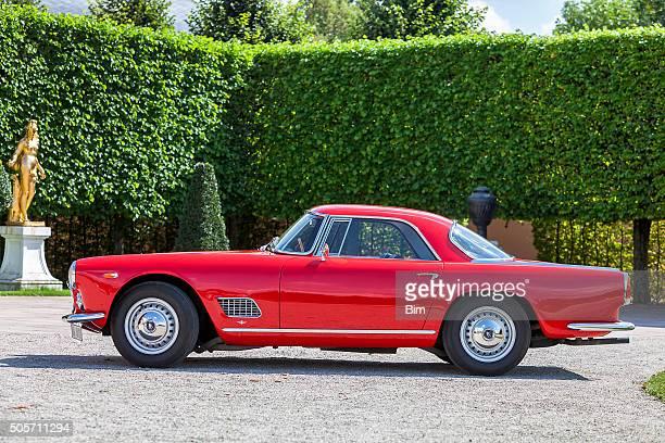 Italian Classic Car Maserati 3500 GT