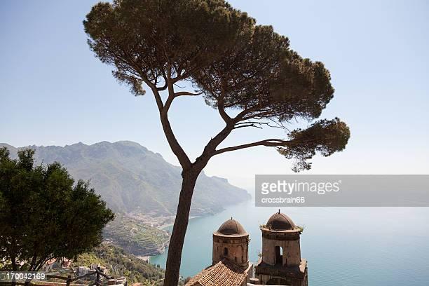 Proximité de la côte Amalfi Italie-Positano