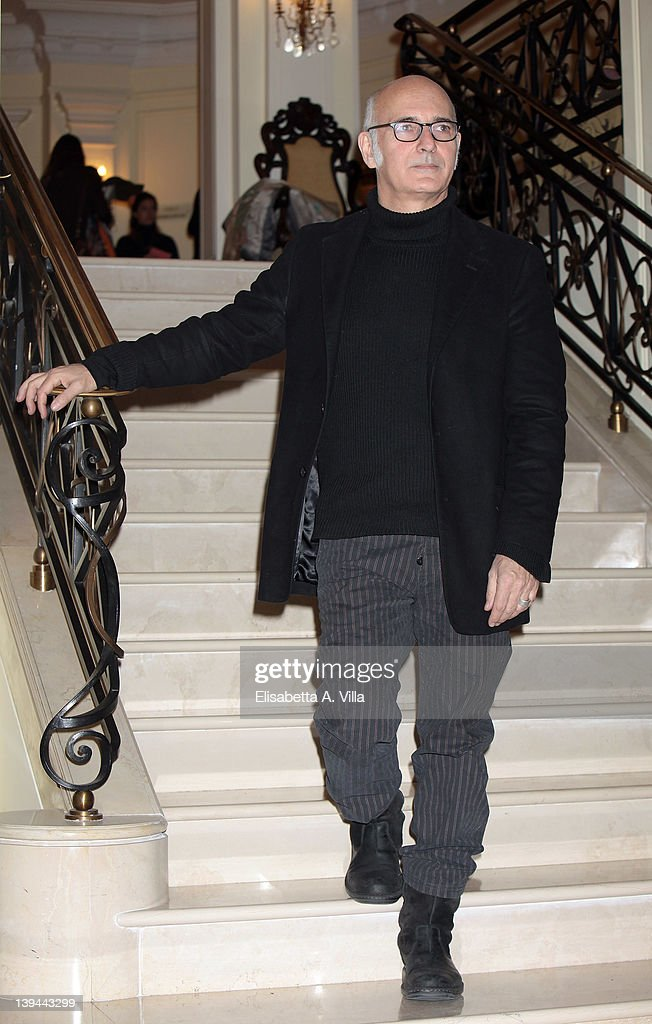Italian Compositor Ludovico Einaudi Attends Quasi Amici Photocall News Photo Getty Images