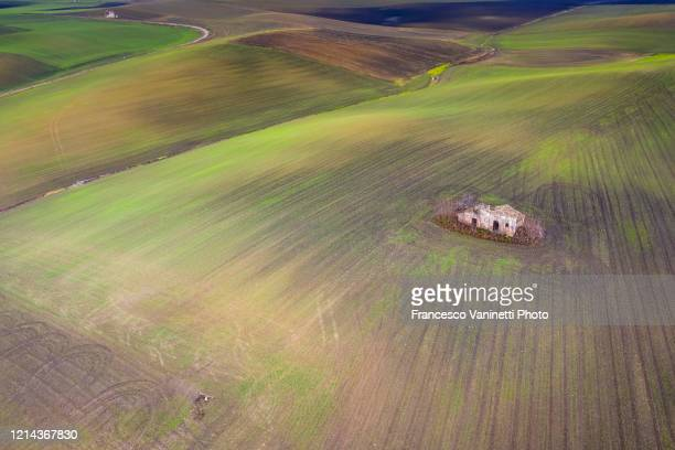 italian countryside. - basilicata region stock pictures, royalty-free photos & images