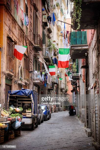 italian culture - napoli stock pictures, royalty-free photos & images