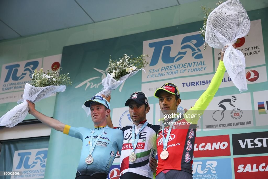 53rd Presidential Cycling Tour of Turkey : News Photo