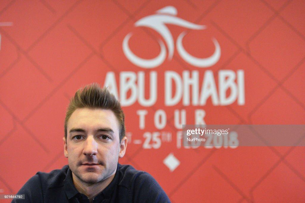 4th Abu Dhabi Tour 2017 Press Conferenc : Foto di attualità