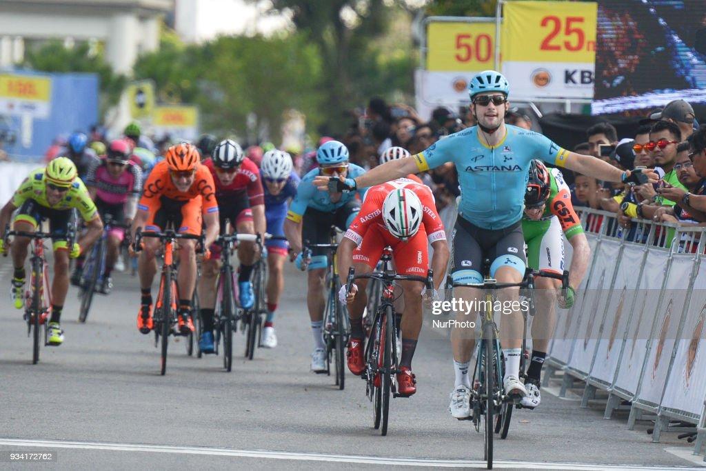 Le Tour de Langkawi 2018 - stage 2