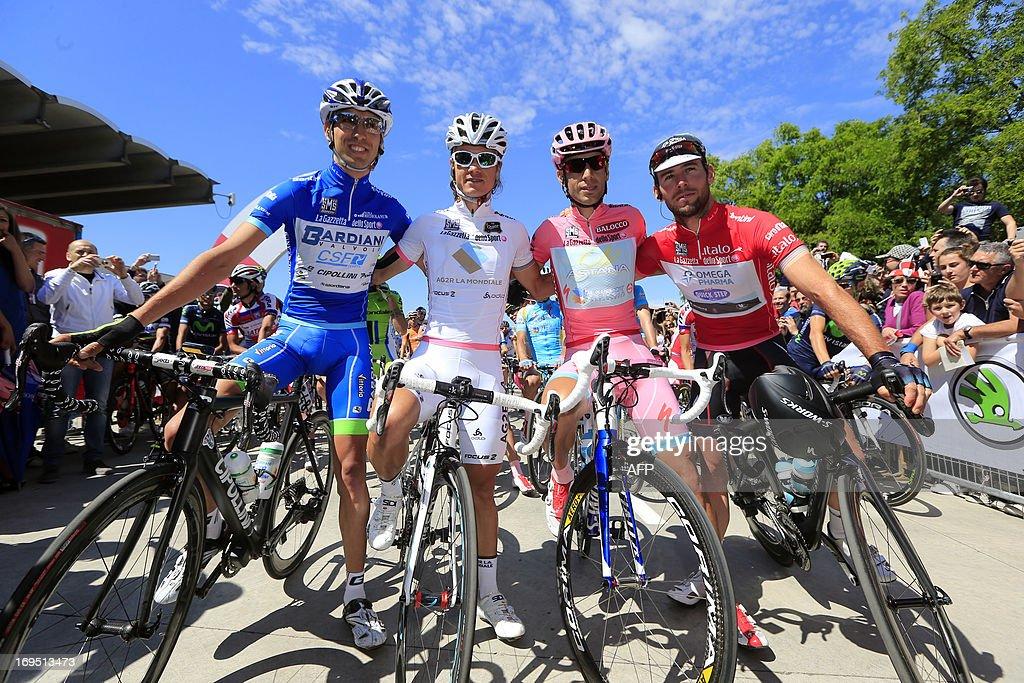 CYCLING-ITA-GIRO-TOUR : News Photo