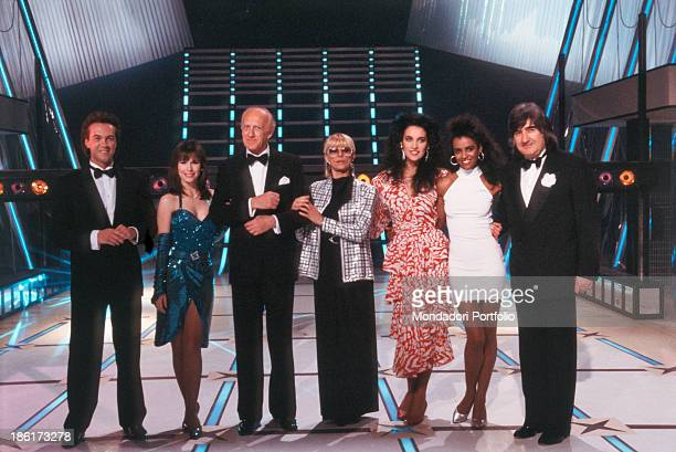 Italian deejay Mario Voiello Panda, American actress and singer of Italian origin Bonnie Bianco , Italian actor and TV presenter Raimondo Vianello,...