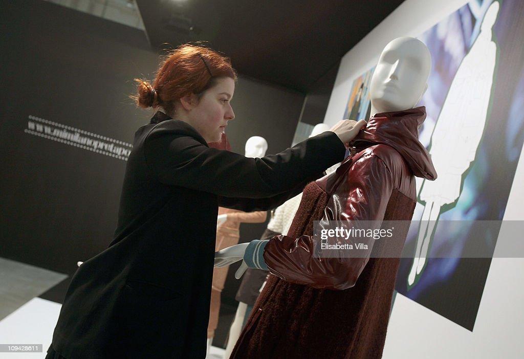 Mi Milano Pret-A-Porter - Fashion Trade Show : News Photo