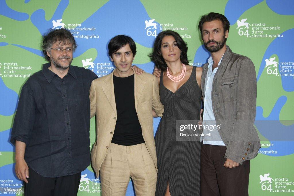 64th Venice Film Festival : Il Dolce E L'Amaro - Photocall