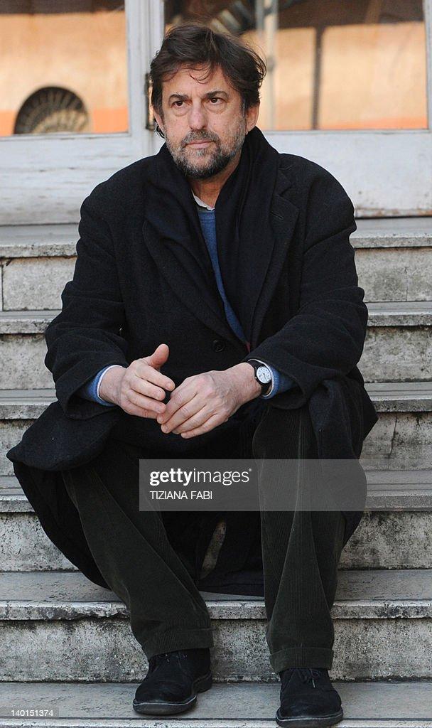 Italian actor and director Nanni Moretti : News Photo