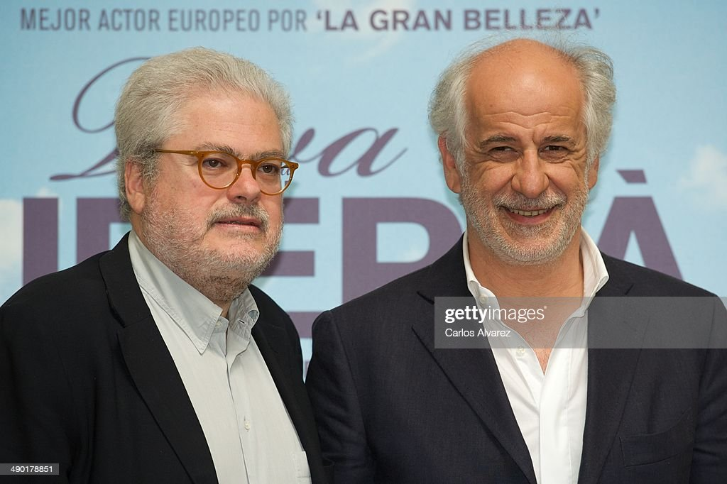 'Viva la Liberta' Madrid Photocall