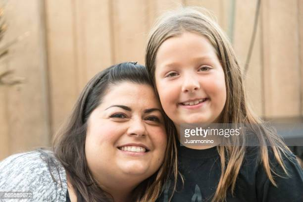 italian family - fat kid stock photos and pictures