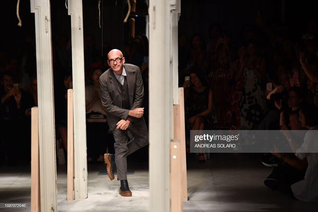 Antonio Marras - Runway - Milan Fashion Week Spring/Summer 2019