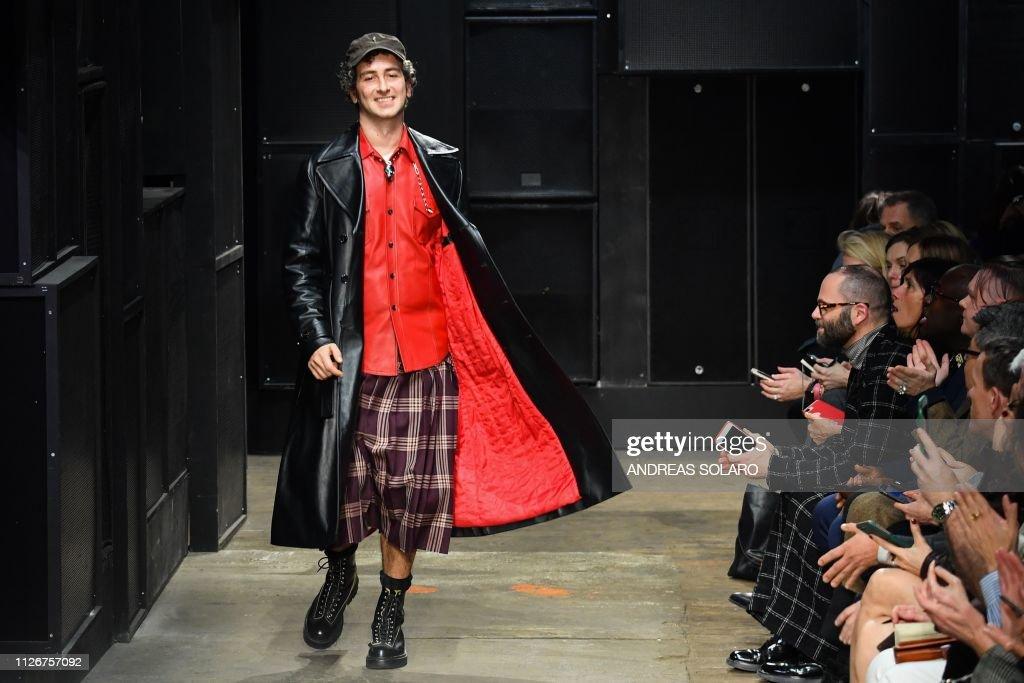 ITA: Marni - Runway - Milan Women's Fashion Week Autumn/Winter 2019/20