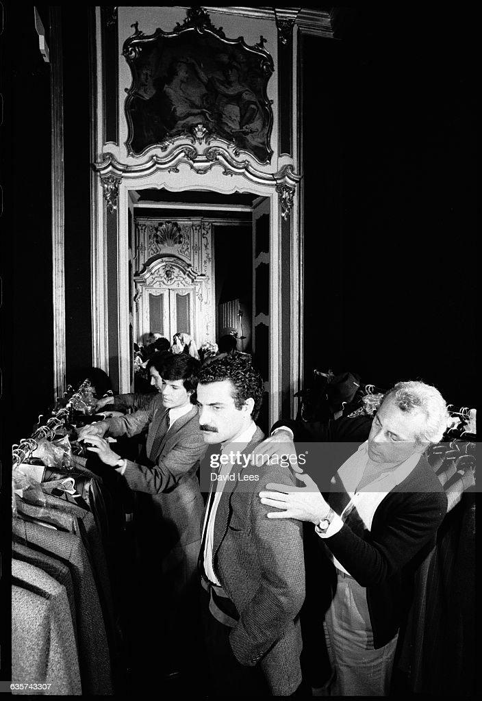 Italian Fashion Designer Giorgio Armani Born In Piacenza In 1935 News Photo Getty Images