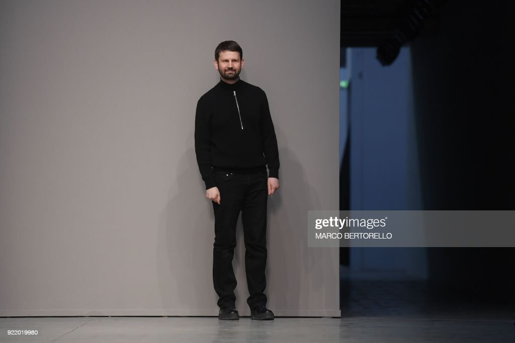 FASHION-ITALY-LUCIO VANOTTI : News Photo
