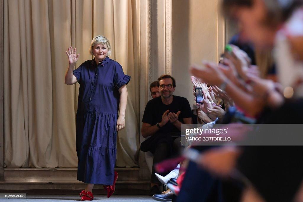FASHION-ITALY-WOMEN-VIVETTA : News Photo