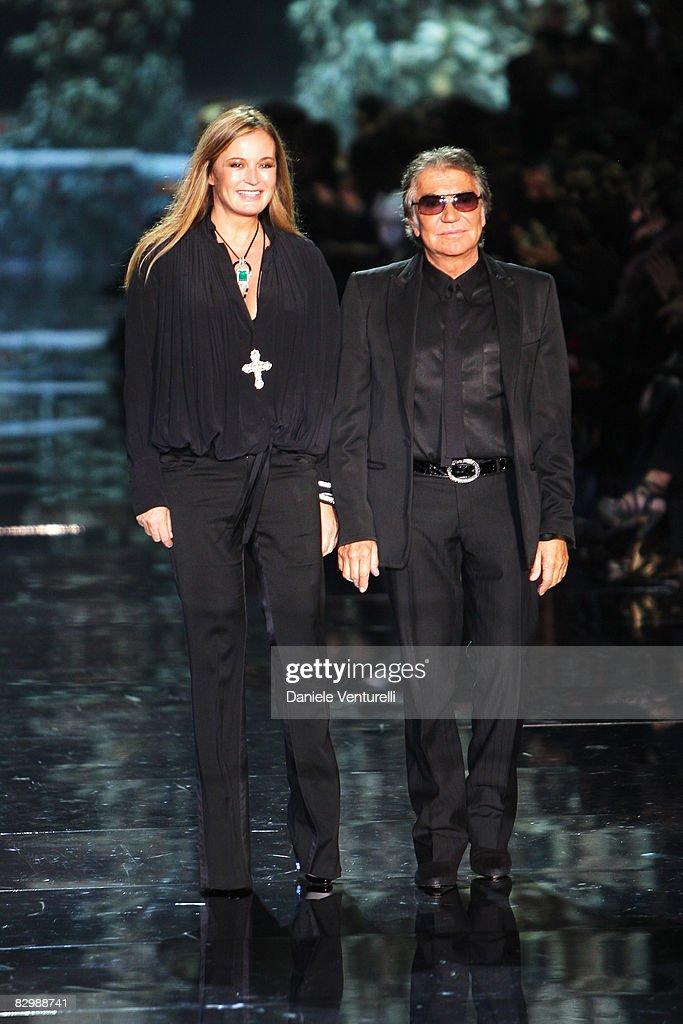 Italian Fashion Designers Roberto Cavalli And His Wife Eva Salut News Photo Getty Images