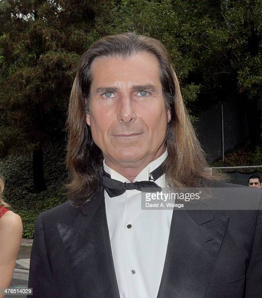 Italian fashion model Fabio attends the '5th Annual Academy Awards Viewing Partying Benefiting Children Uniting Nations' at the Warner Bros Estate on...