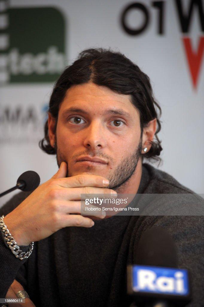 Virtus Scherma Fencing Team Unveils New Signing Aldo Montano