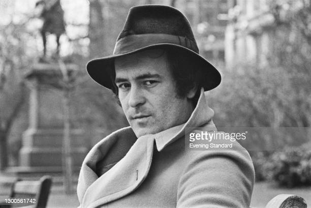 Italian film director Bernardo Bertolucci in London, UK, 16th March 1973.