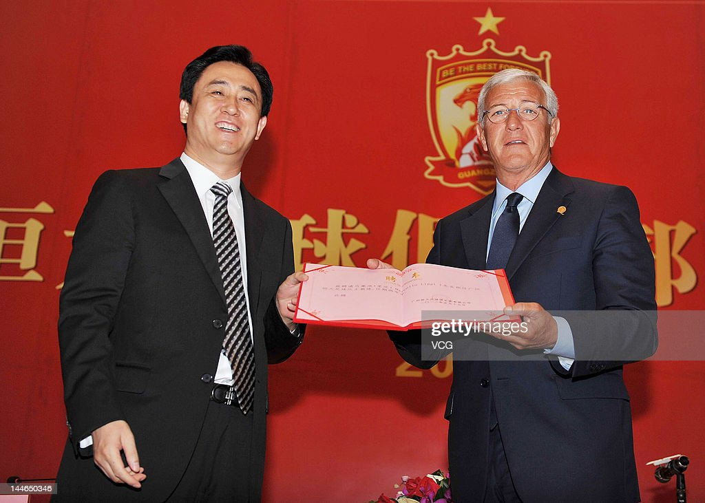 Guangzhou Evergrande Football Club Press Conference