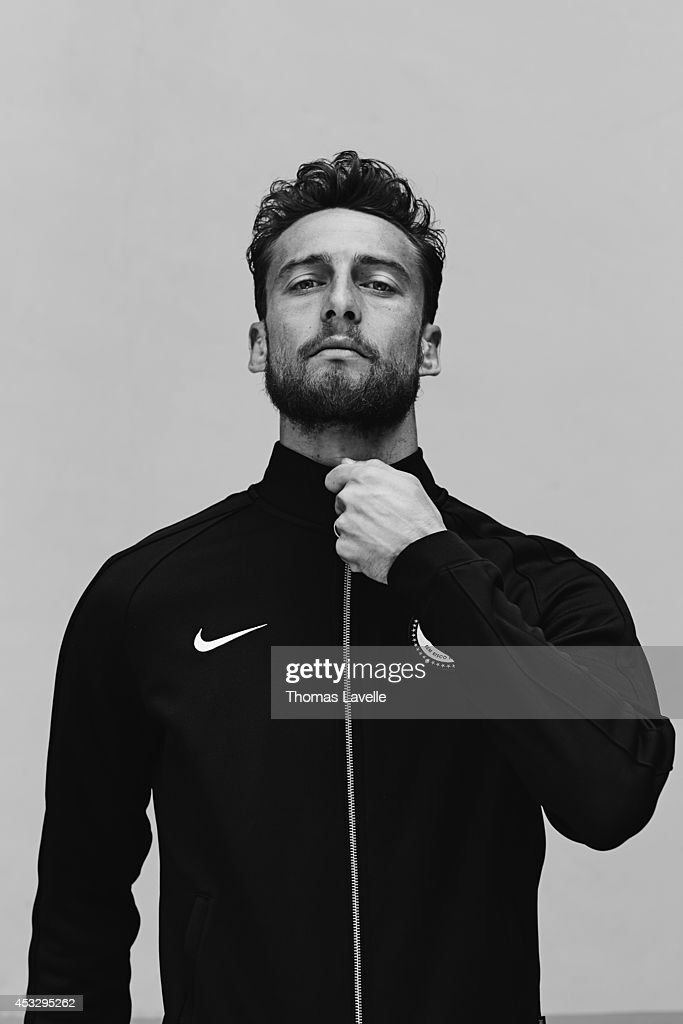Claudio Marchisio, GQ Italy, April 2014