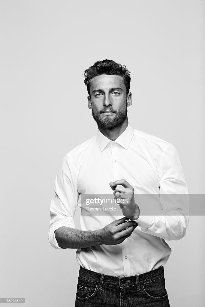 Claudio Marchisio, GQ Italy, April 2014