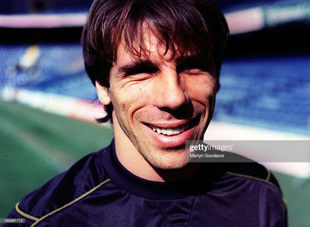 Gianfranco Zola : News Photo