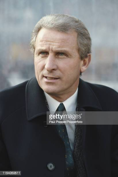 Italian former professional footballer Giovanni Trapattoni, manager of Juventus FC, pictured during the Serie A match between Juventus and Fiorentina...